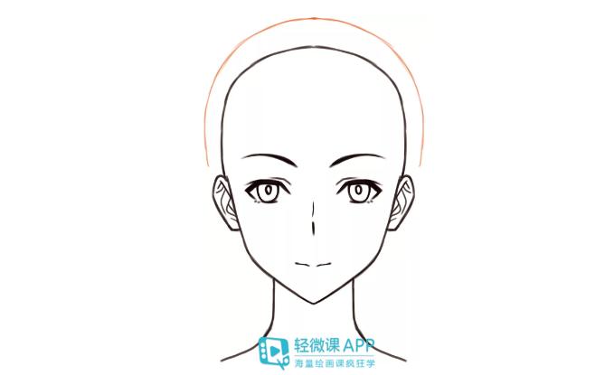 繪畫教程   如何畫漫畫人物女生的頭發?