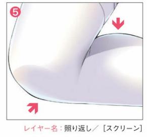 动漫女生白色透明丝袜画法?怎么画出丝袜透明质感?