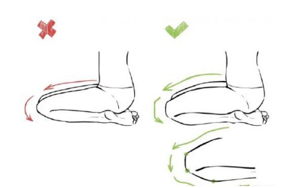 一组示范,动漫坐姿怎么画?手臂怎么画?