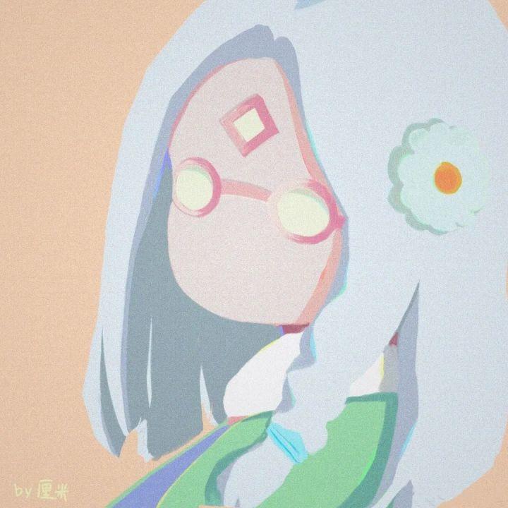 《光遇》游戏头像,超级激萌的Q版动漫情头~!
